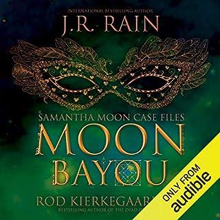 Moon Bayou audiobook cover art