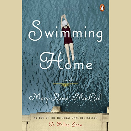 Page de couverture de Swimming Home