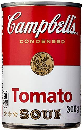 Sopa Concentrada Tomate Campbell'S Lata 300g