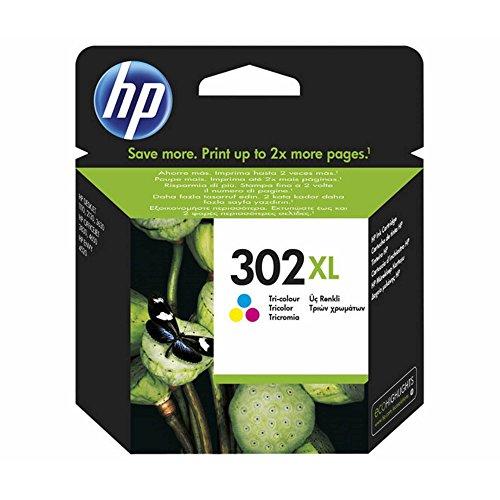 cartucho de tinta hp 302 fabricante HP