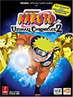 Naruto Uzumaki Chronicles 2 - Prima Official Game Guide de Fernando Bueno