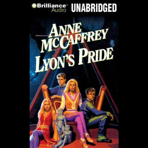 Lyon's Pride, Book 4 audiobook cover art