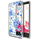 Coque Asus Zenfone Go ZB452KG (4.5') Silicone Etui L'art coloré peint fleurs Mandala Indische Sonne...