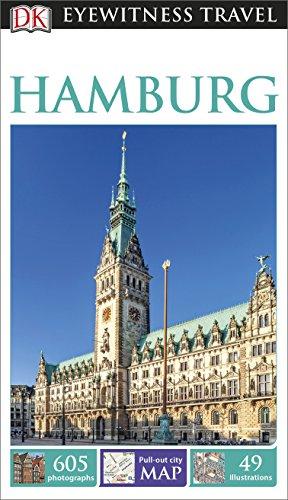 Hamburg Eyewitness Travel Guide (Eyewitness Travel Guides) [Idioma Inglés]