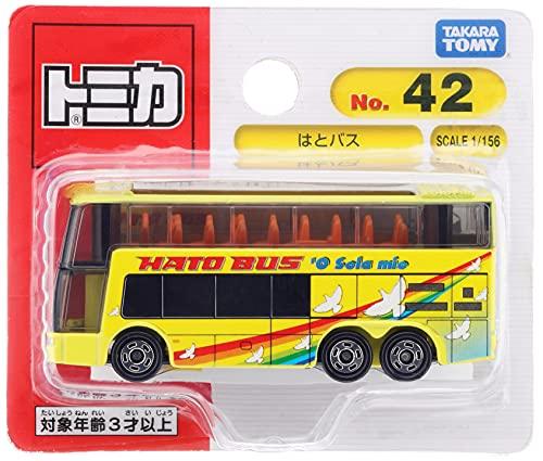 トミカ No.42 はとバス (BP)
