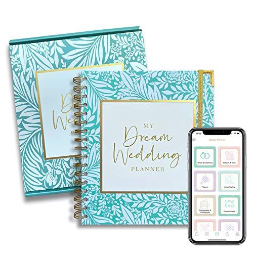 Wedding Planner Book Organiser Journal   Luxury Hardback Planner with Gift...