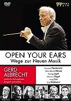 Gerd Albrecht - OPEN YOUR EARS (6DVD)