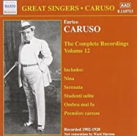 Caruso: The Complete Recordings, Vol. 12 (2006-08-01)