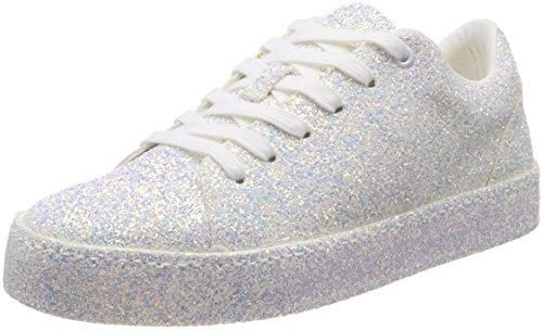 ALDO Damen ETILIVIA Sneaker, Weiß (Bright White), 37 EU