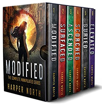 Modified  The Complete Manipulated Series Box Set