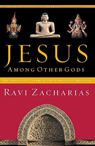 Image of Jesus Among Other Gods: The Absolute Claims of the Christian Message