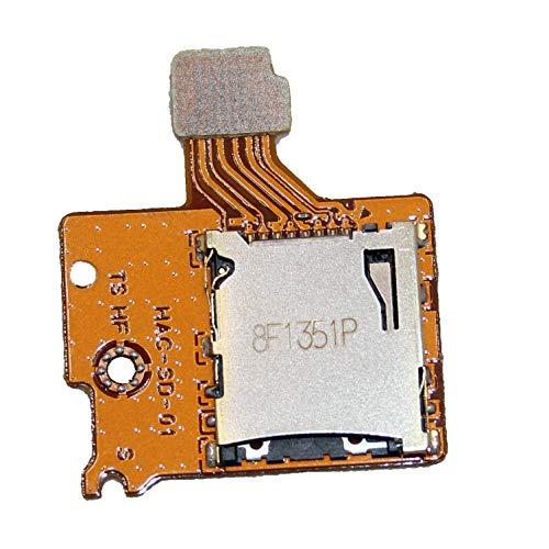 KonZone® Nintendo Switch SD-Karten Slot Schacht SD Card-Reader