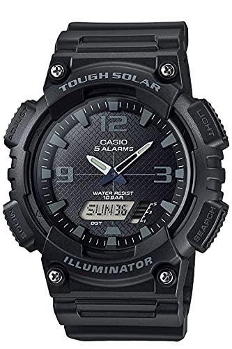 [カシオ] 腕時計 カシオ コレクション AQ-S810W-1A2JH メンズ ブラック
