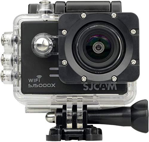 SJCAM SJ5000X Elite Action Camera WiFi 4K 24fps 2K 30fps Gyro Stabilizer NTK96660 Diving 30m Waterproof Sports Video Camera