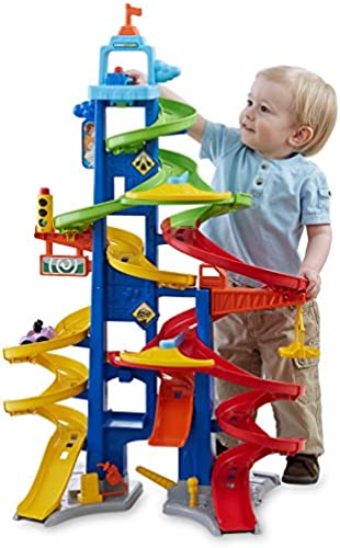 Fisher-Price Little People City Skyway(Discontinued by manufacturer) by Fisher-Price