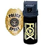 Fox Labs, 5.3 SHU Pepper Spray - Flip Top Cone (1.5 ounce)