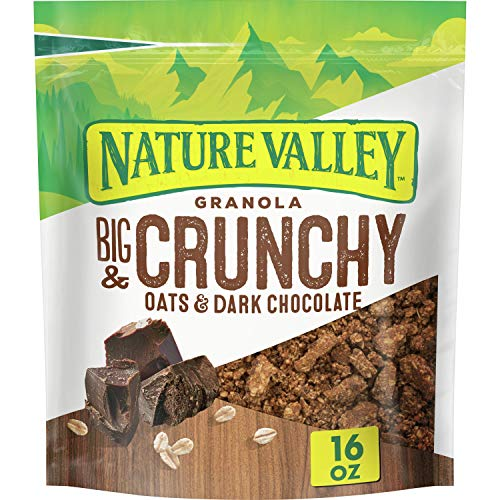 Nature Valley Granola Protein Oats and Dark Chocolate, 16 oz