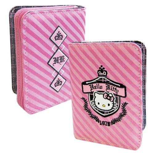 Hello Kitty Prep 1976 - Monedero, color rosa