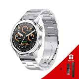 LEMFO Smart Watch 2020 Newest smart watch for men Full Touch Screen, Fitness Trackers GPS, Email,Facebook Call Notification For Android iOS,Various Dials With Six Sports Modes…