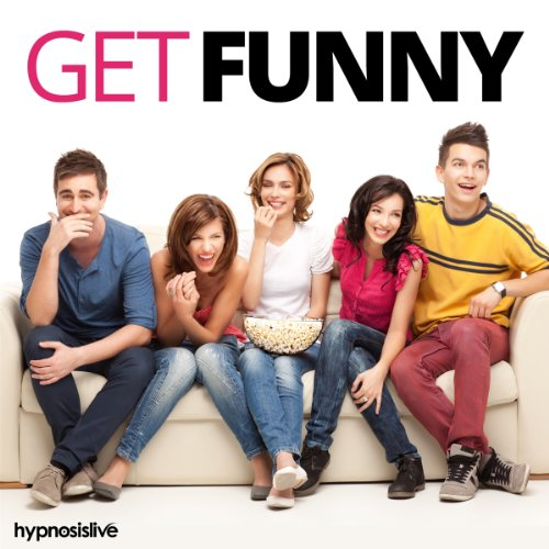 Get Funny! Hypnosis audiobook cover art