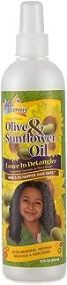 Sofn'Free n'Pretty Olive & Sunflower Oil Leave-In Detangler 12 oz Single