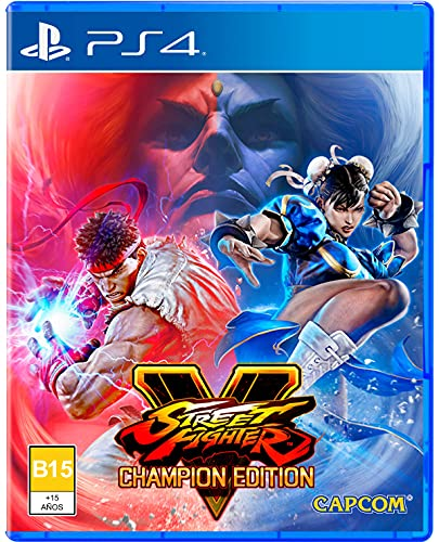 Street Fighter V Champion Edition for PlayStation 4 [USA]
