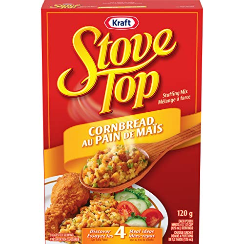 Stove Top Cornbread Stuffing Mix, 120g