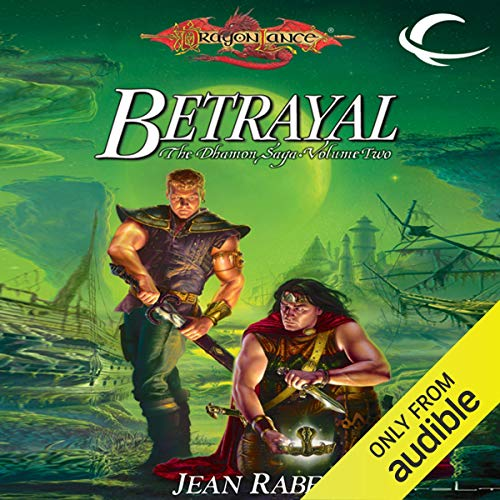 Betrayal Audiobook By Jean Rabe cover art