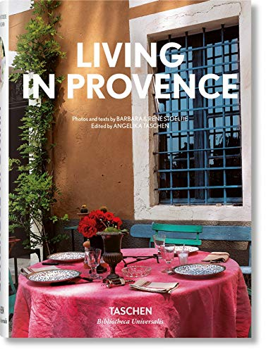 Living in Provence (Bibliotheca Universalis)