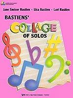 WP401 コラージュオブソロ 1 (英語版) (Bastien Piano Basics)