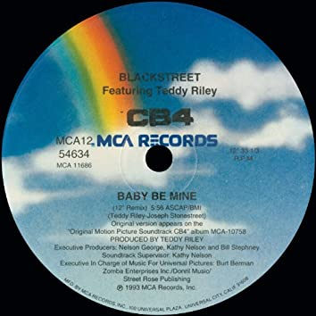 Baby Be Mine (Remixes)