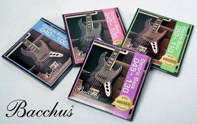 『Bacchus/ベース弦(5弦用)BBS45-5【バッカス】』のトップ画像