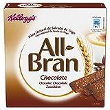 Kellogg's All-Bran Chocolate Barritas  - Paquetes de 6 x 40 g - 240 g