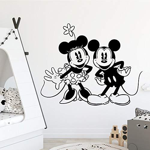 yaonuli muursticker voor kinderkamer wandtattoo baby slaapkamer decoratie