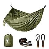 Fieleer Hamac de Camping 2 Personnes Ultra-léger Portable | Avec...