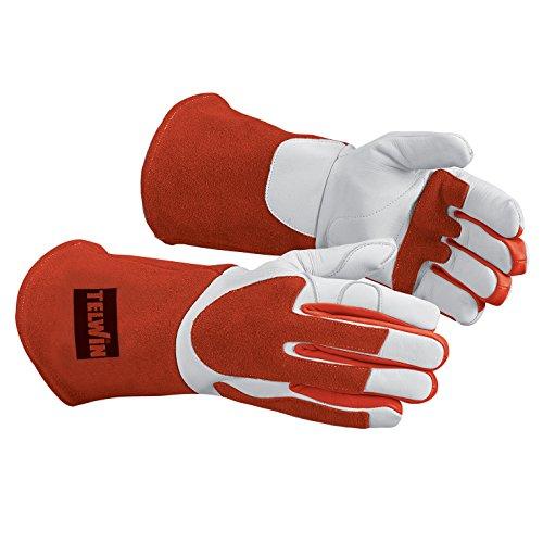 guanti per saldatura Telwin 802632 Guanti Professionali Saldatura Mod. Dakota