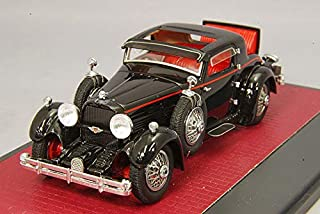 Matrix Scale Models Stutz M Lancefield Supercharged Open Boot (1930) Resin Model Car