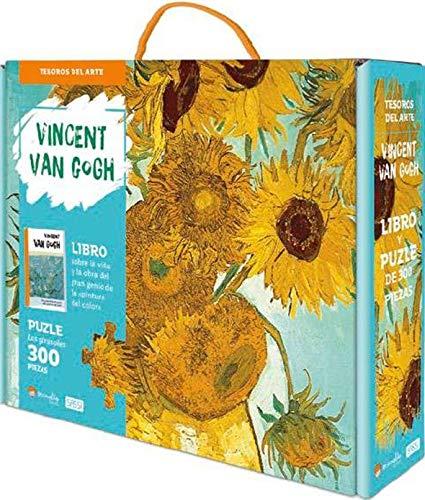 Van Gogh. Los girasoles (Tesoros del arte)