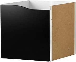 IKEA/イケア KALLAX/カラックス:インサート 扉33x33 cm 黒板 (204.237.15)