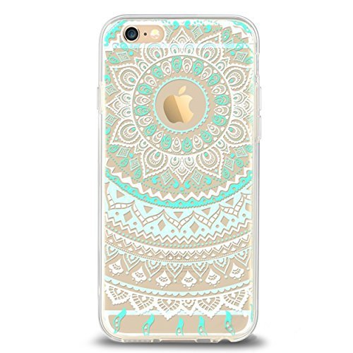 premium selection b5152 d33f5 Iphone 6 Case Mint Green: Amazon.com