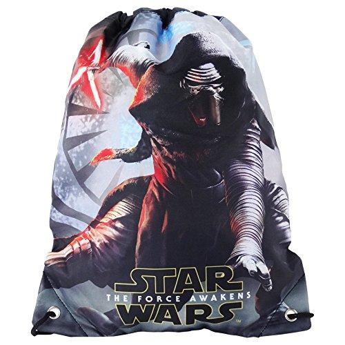 Disney Star Wars Awakens Mochilla Saco Bolso Escolar