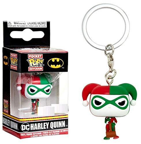 DC COMICS - Porte-cle POP - Harley Queen (Nintendo Switch)