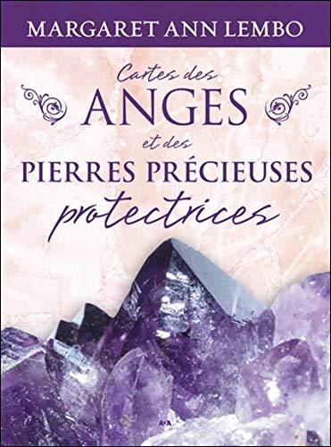 Cartes des Anges et des pierres précieuses protectrices