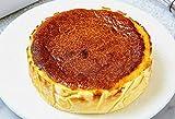 バスクチーズケーキ とろける食感 誕生日ケーキ バースデー 5号(直径15㎝:3~6人用)