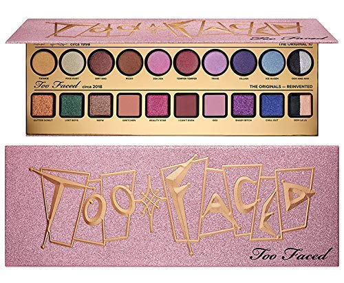 Best too faced eyeshadow palette
