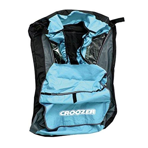 Croozer Unisex– Erwachsene Body-3092099101 Body für Kinderanhänger, Blau, One Size