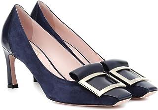 [ロジェ ヴィヴィエ] レディース シューズ 靴 サンダル ミュール Blue Chiaro (並行輸入品)