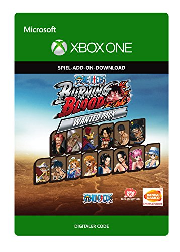 One Piece Burning Blood: WANTED Pack [Xbox One - Download Code]