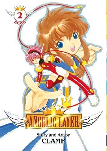 Angelic Layer Volume 2 (Angelic Layer (Dark Horse Manga)) by Clamp (2013) Paperback