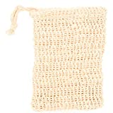 RETYLY Shower Bath Sisal Soap Bag Natural Sisal Soap Bag Exfoliating Soap Saver Pouch Holder 50Pcs